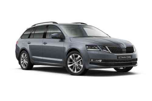 Skoda Octavia Estate  Tsi Se Technology Act 1.5 Petrol