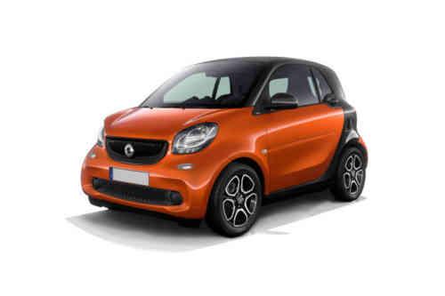 Smart Fortwo 2 Door Coupe  Passion Premium Auto 1.0 Petrol