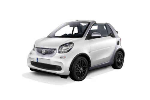 Smart Fortwo 2 Door Cabriolet Electric Drive Prime Premium Auto  Electric