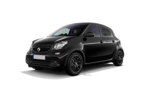 Smart Forfour Hatch Electric Drive Prime Premium Auto  Electric
