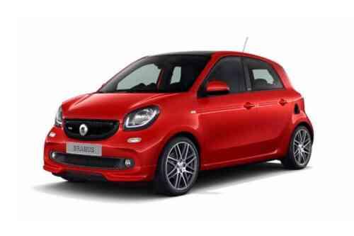 Smart Forfour Hatch Eq 7kw Prime Premium Auto  Electric