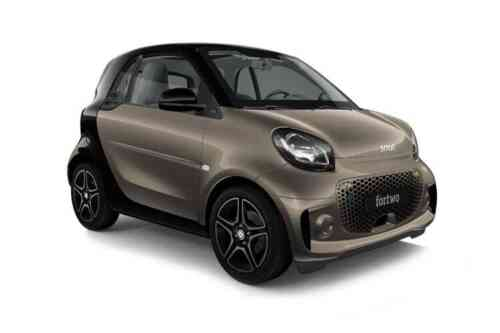 Smart Fortwo 2 Door Coupe Eq 22kw Prime Premium Auto  Electric