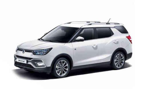 Ssangyong Tivoli Exclusiv 5 Door Estate  D Elx 4x4 1.6 Diesel