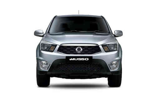 Ssangyong Musso Pick Up  Ex 2.2 Diesel