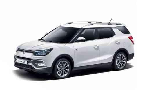 Ssangyong Tivoli Exclusiv 5 Door Estate  Elx Auto 1.6 Petrol