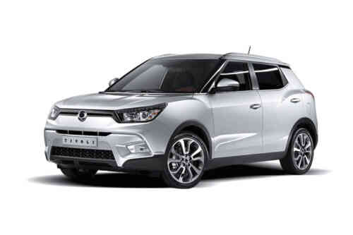 Ssangyong Tivoli 5 Door Hatch  D Elx Red Edition Auto 1.6 Diesel