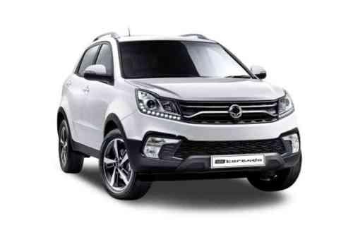 Ssangyong Korando 5 Door Estate  D Pioneer Auto 1.6 Diesel