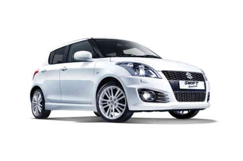 Suzuki Swift 3 Door Hatch  Sport Sat Nav + Dab 1.6 Petrol