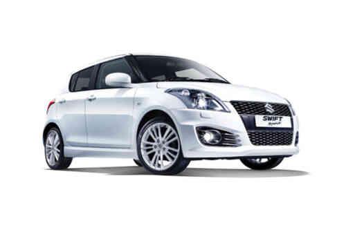 Suzuki Swift 5 Door Hatch  Sport Sat Nav + Dab 1.6 Petrol