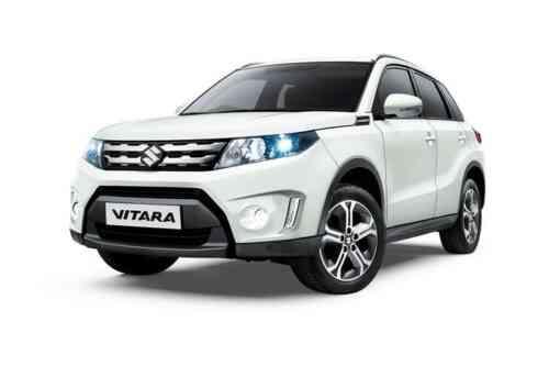 Suzuki Vitara  Sz-t + Rugged Pack 1.6 Petrol