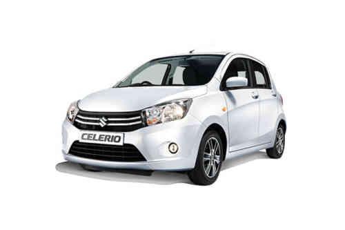 Suzuki Celerio 5 Door Hatch  City 1.0 Petrol