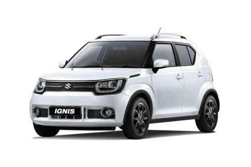 Suzuki Ignis 5 Door Hatch  Dualjet Hybrid Sz-t 1.2 Hybrid Petrol