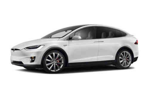 Tesla Model X Dual Motor Long 7 Seat  Electric