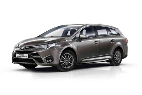 Toyota Avensis 5 Door Tourer  V-matic Business Edition Cvt Auto 1.8 Petrol