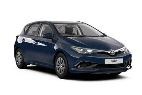 Toyota Auris  Hybrid Design Tss Nav Leather Cvt 1.8 Hybrid Petrol