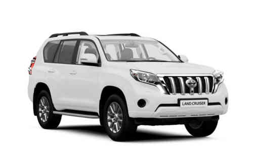 Toyota Land Cruiser 5 Door D-4d Active 7seat 2.8 Diesel