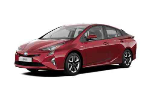 Toyota Prius Hatch  Hybrid Excel Cvt In 1.8 Hybrid Petrol