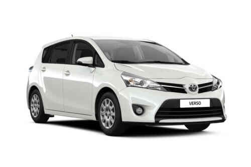 Toyota Verso  V-matic Icon Navi Cvt 1.8 Petrol