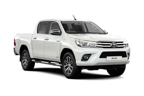 Toyota Hilux Double Cab  D-4d Invincible Nav Auto 2.4 Diesel