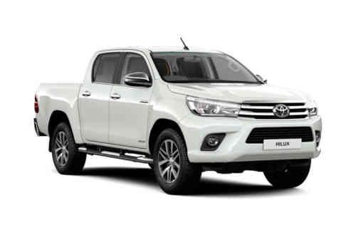 Toyota Hilux Double Cab  D-4d Invincible Nav + Leather Auto 2.4 Diesel