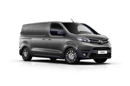 Toyota Proace D Comfort Medium Tss 1.6 Diesel
