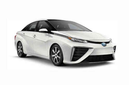 Toyota Mirai 4 Door Saloon 154hp Hydrogen Cvt  Hydrogen