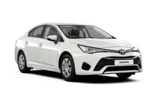 Toyota Avensis 4 Door Saloon  V-matic Design 1.8 Petrol