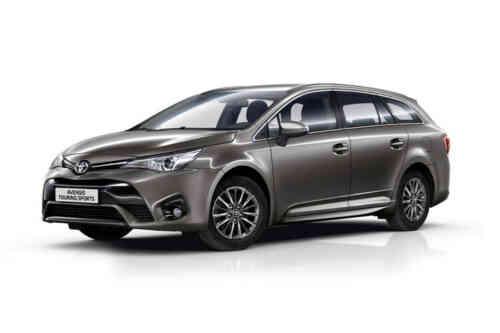 Toyota Avensis 5 Door Tourer  V-matic Design Cvt Auto 1.8 Petrol