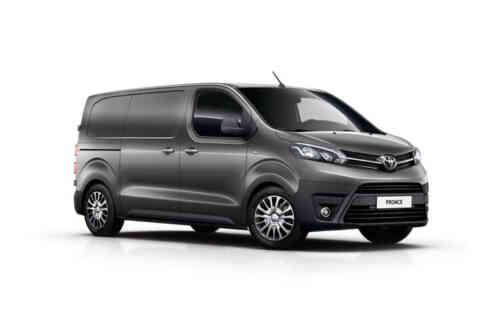 Toyota Proace D Platform Cab Medium 2.0 Diesel