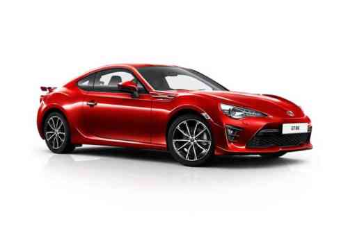 Toyota Gt86 Coupe  D-4s Pro Nav Auto 2.0 Petrol