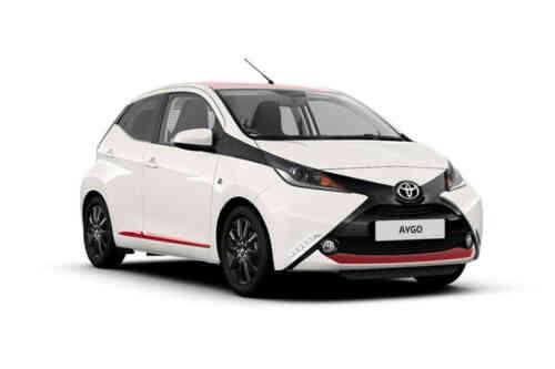 Toyota Aygo 5 Door  Vvt-i X-play Tss X-nav 1.0 Petrol