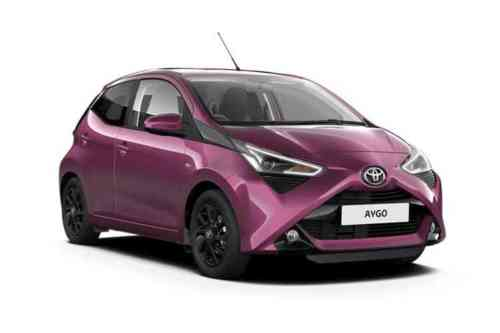 Toyota Aygo 3 Door  Vvt-i X 1.0 Petrol