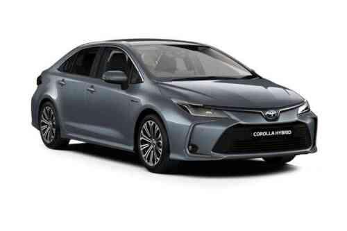 Toyota Corolla 4 Door Saloon  Hybrid Icon Cvt 1.8 Hybrid Petrol