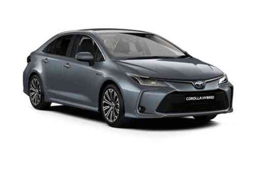 Toyota Corolla 4 Door Saloon  Hybrid Icon Tech Cvt 1.8 Hybrid Petrol