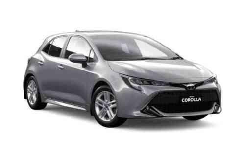 Toyota Corolla 5 Door Hatch  Hybrid Design Cvt 1.8 Hybrid Petrol