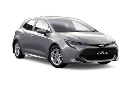 Toyota Corolla 5 Door Hatch  Hybrid Design Panoramic Roof Cvt 1.8 Hybrid Petrol