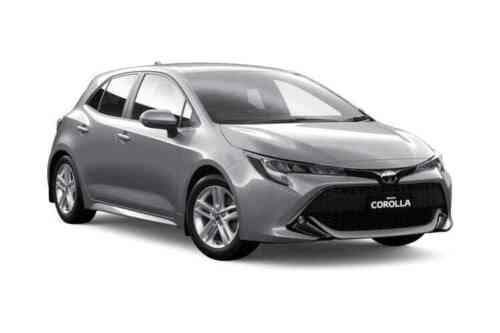 Toyota Corolla 5 Door Hatch  Hybrid Design Panoramic Roof Cvt 2.0 Hybrid Petrol