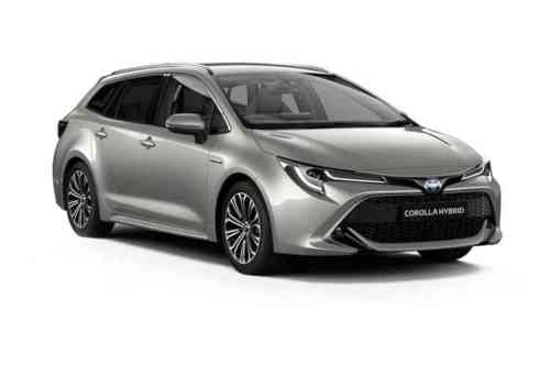 Toyota Corolla 5 Door Touring Sport  Hybrid Icon Tech Cvt 1.8 Hybrid Petrol