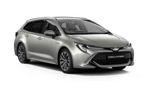 Toyota Corolla 5 Door Touring Sport  Hybrid Design Cvt 1.8 Hybrid Petrol