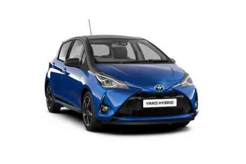 Toyota Yaris 5 Door  Hybrid Gr-sport Cvt 1.5 Hybrid Petrol