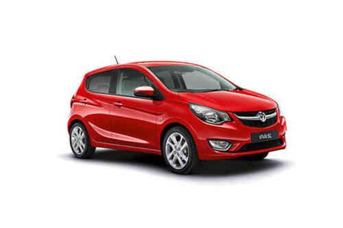 Vauxhall Viva 5 Door Hatch I Sl Easytronic 1.0 Petrol