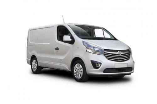 Vauxhall Vivaro L2h1 Van Cdti  1.6 Diesel