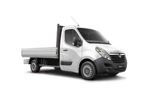 Vauxhall Movano L3h2 Fwd Platform Cab Cdti Biturbo  2.3 Diesel