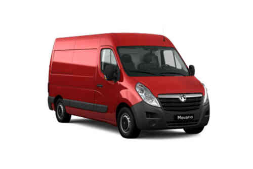 Vauxhall Movano L1h1 Fwd Van 3500 Cdti Biturbo  2.3 Diesel