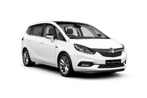 Vauxhall Zafira Tourer T Design Auto 1.4 Petrol