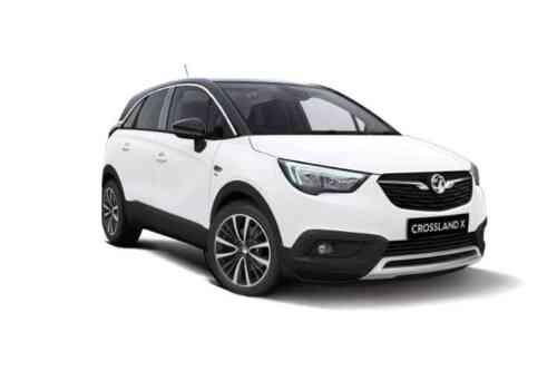 Vauxhall Crossland X T Ecotec Se  1.2 Petrol