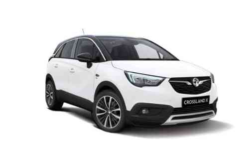 Vauxhall Crossland X T Ecotec Elite  1.2 Petrol