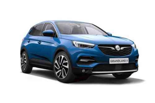Vauxhall Grandland X T Tech Line Nav Auto 1.2 Petrol