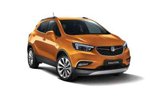 Vauxhall Mokka X Hatch  Cdti Design Nav Ecotec  1.6 Diesel