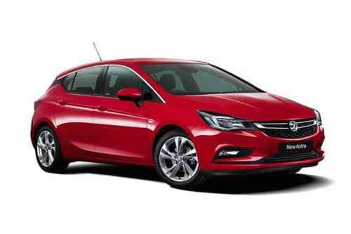 Vauxhall Astra 5 Door  Turbo Se 1.2 Petrol